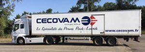 Cecovam auto école poids lourd permis CE