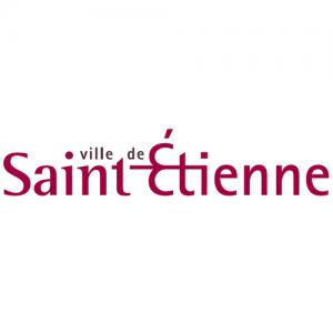Logo ville de Saint-Etienne